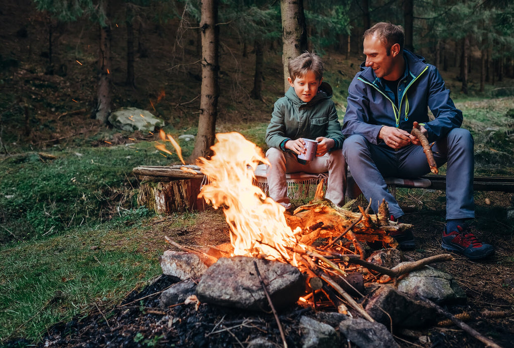 how to spend fathers day outside, outside fathers day activities