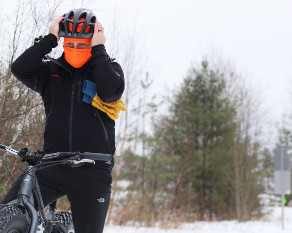 Fat Biking in Turtle Fur