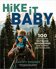 Hike It Baby book for hiking with babies and toddlers