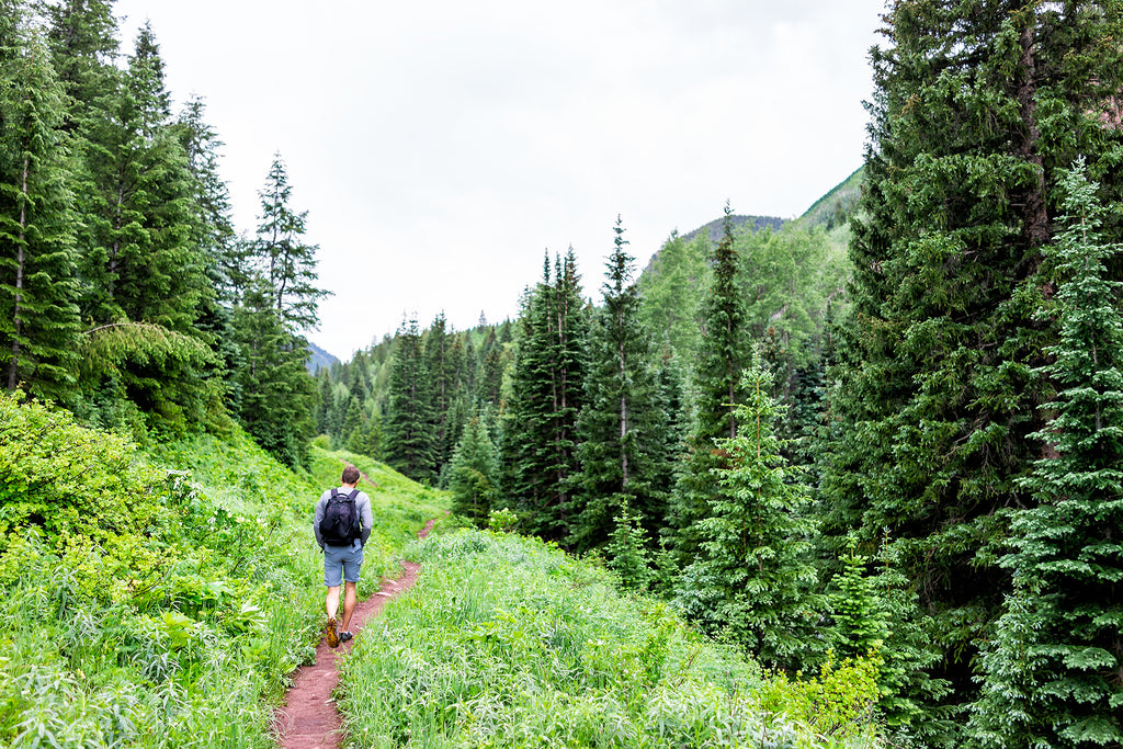 eco-friendly hiking tips, hiking in the national parks