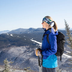 Reversible Headband, holiday gift ideas for women who ski