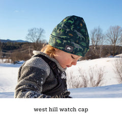 West Hill Watch Cap