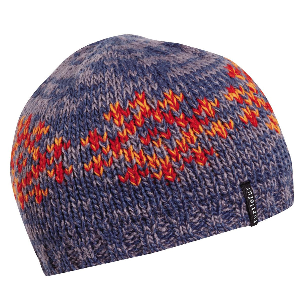 Star Shine Beanie / Color-Blue