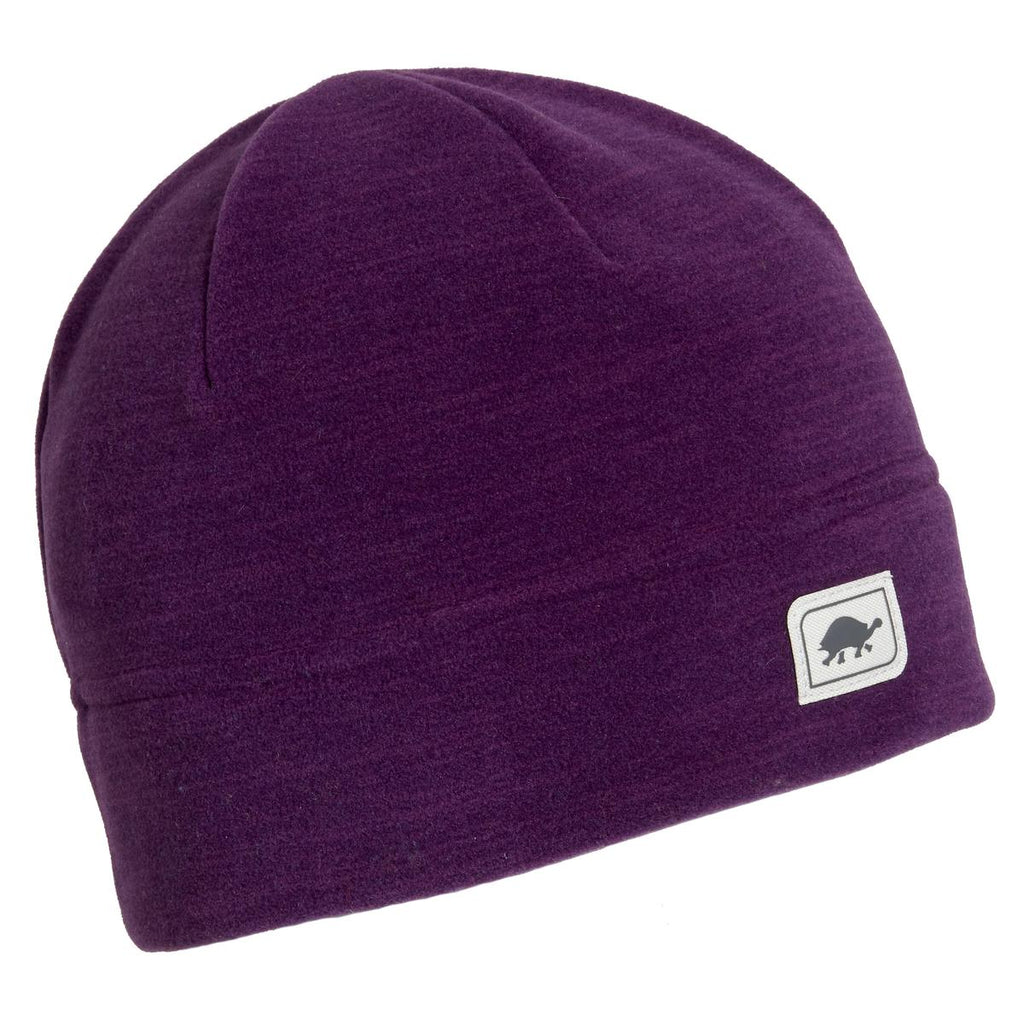 Polartec Thermal Pro Fleece Beanie / Color-Planet Of The Grapes