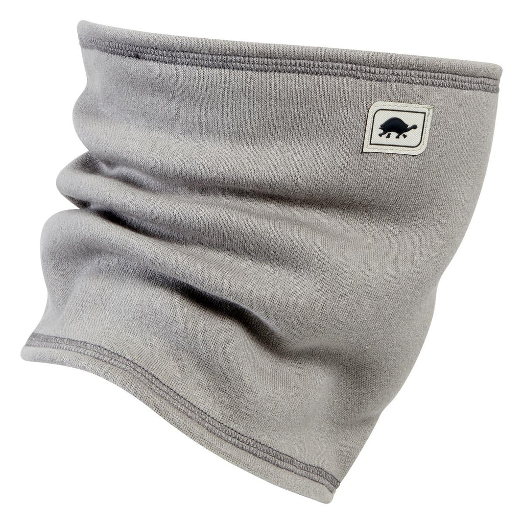 Switchback Jersey Fleece Neck Gaiter / Color-Gray