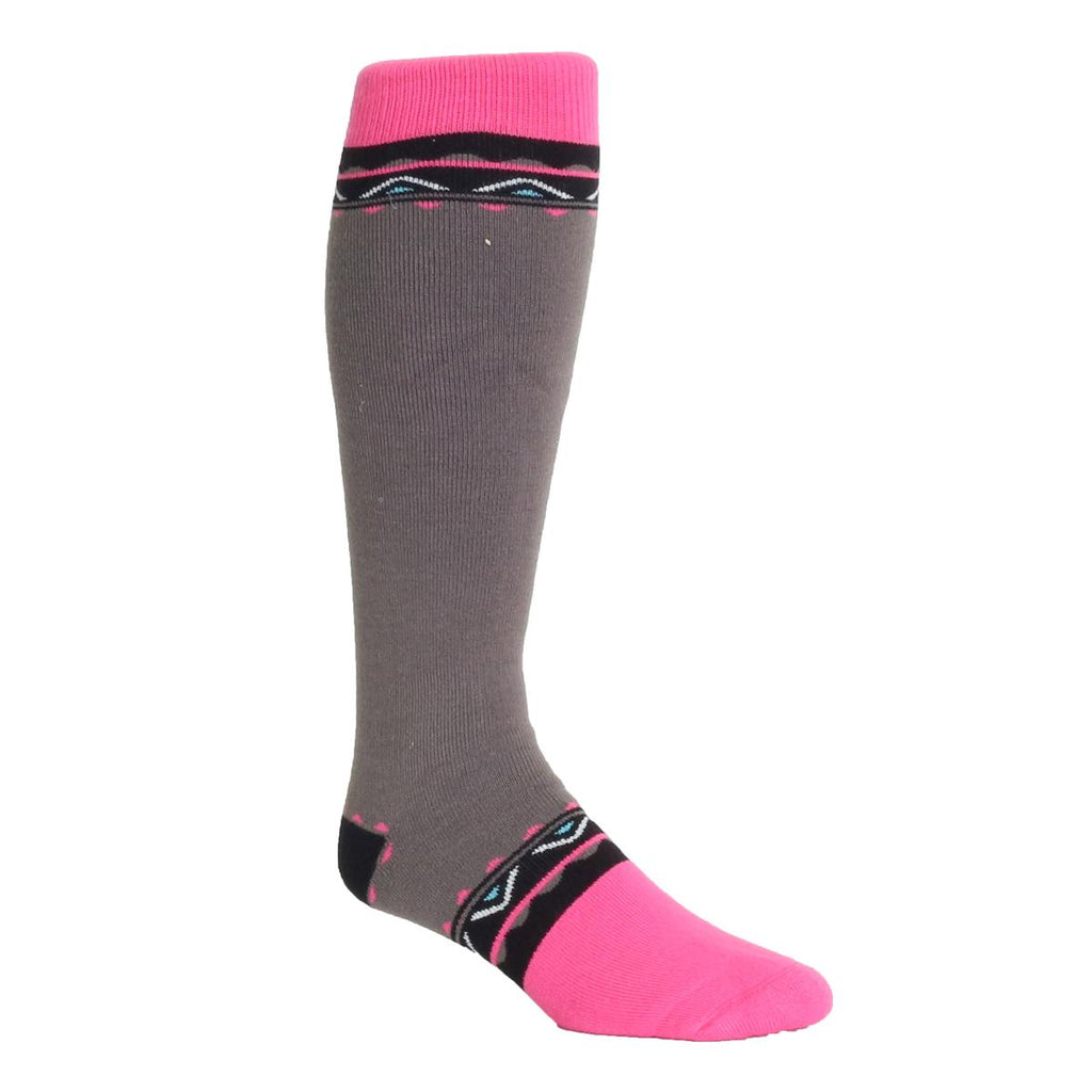 Eurosock Graphic OTC Sock / Color-Gray