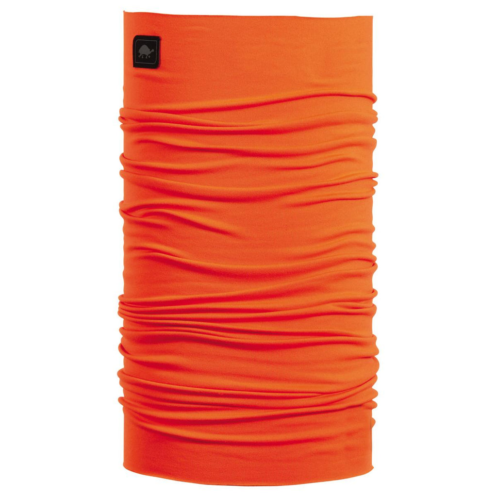 Lightweight Totally Tubular Headwear, Solid Colors / Color - Blaze