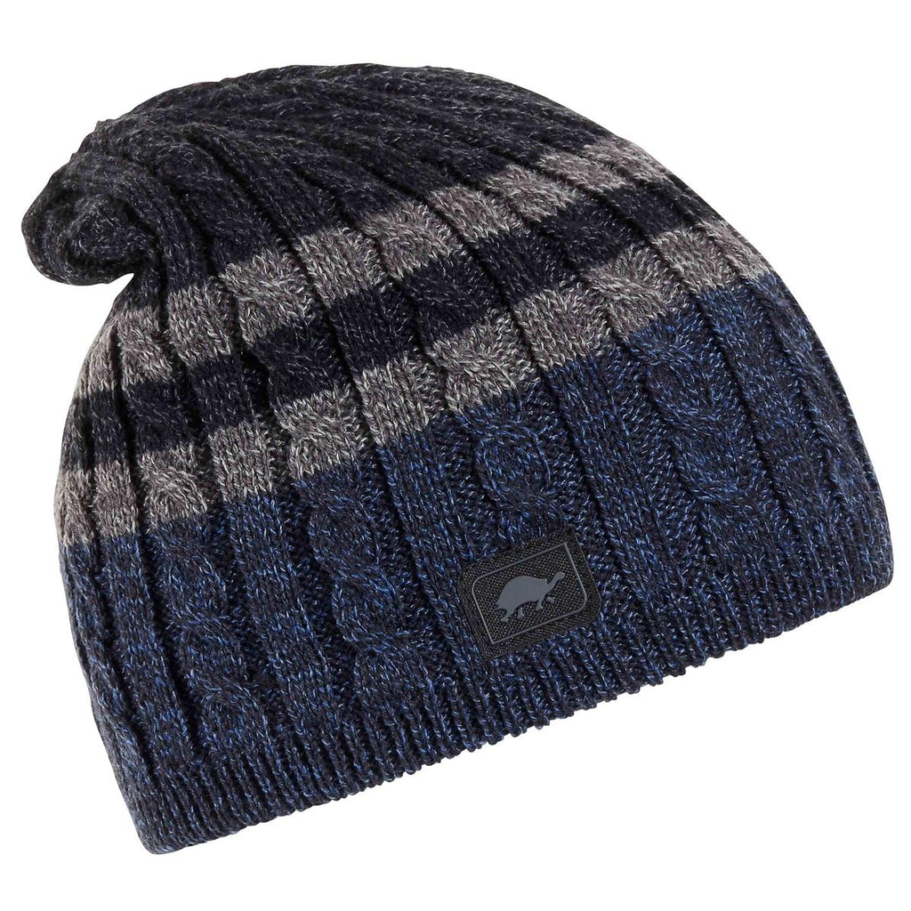 Slater Ragg Beanie / Color-Blue