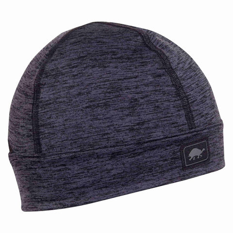 Comfort Shell Stria Conquest Ponytail Beanie / Color-Eclipse