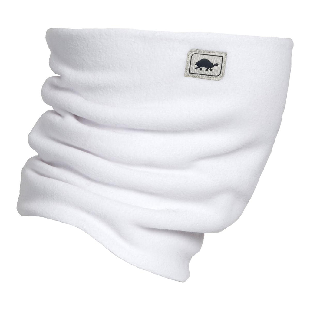 Double-Layer Classic Neck Warmer / Color-White
