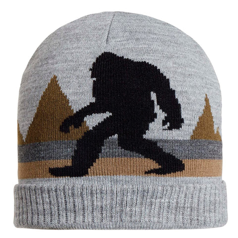 Yeti Or Not Beanie / Color-Gray