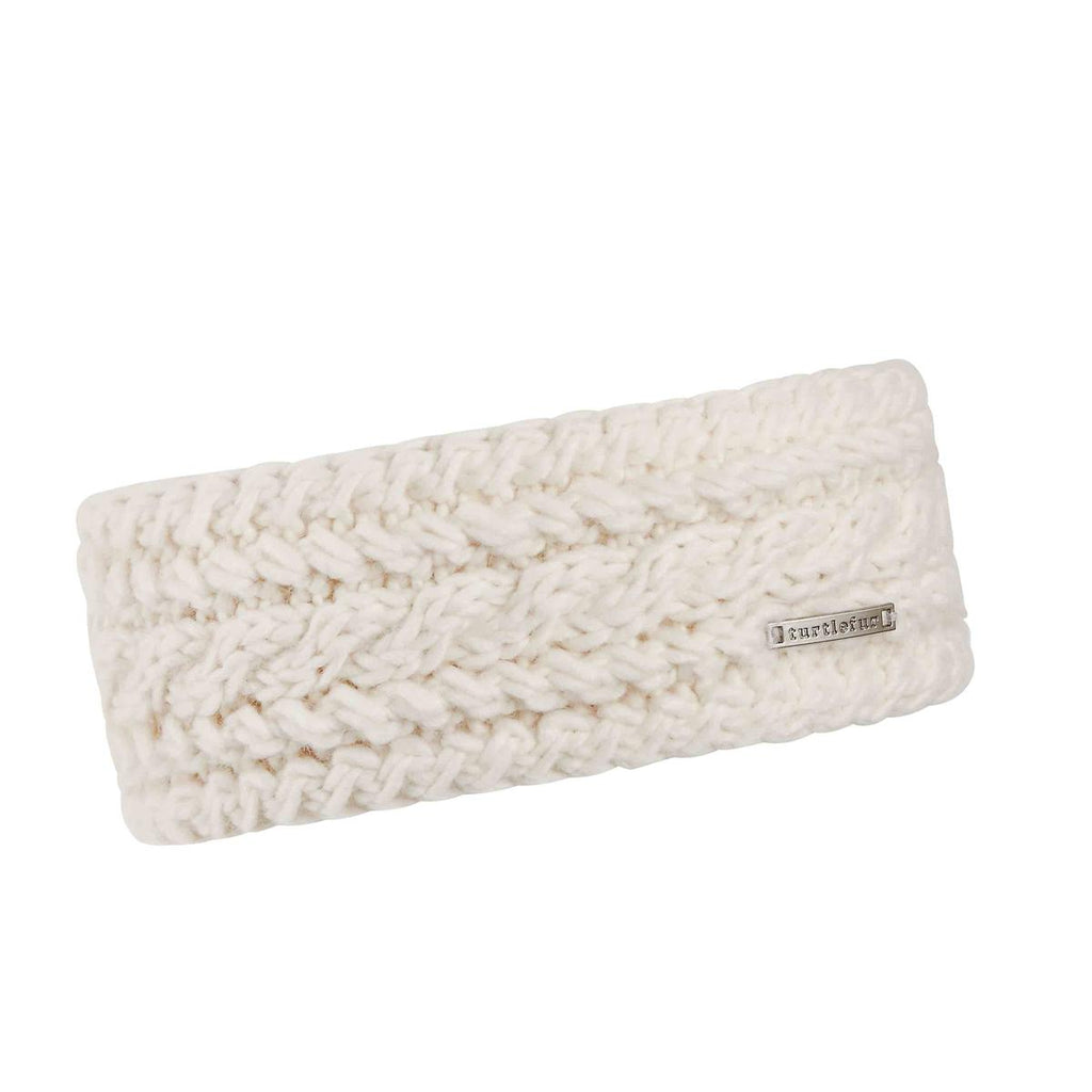 Abbey Knit Headband / Color-Cream