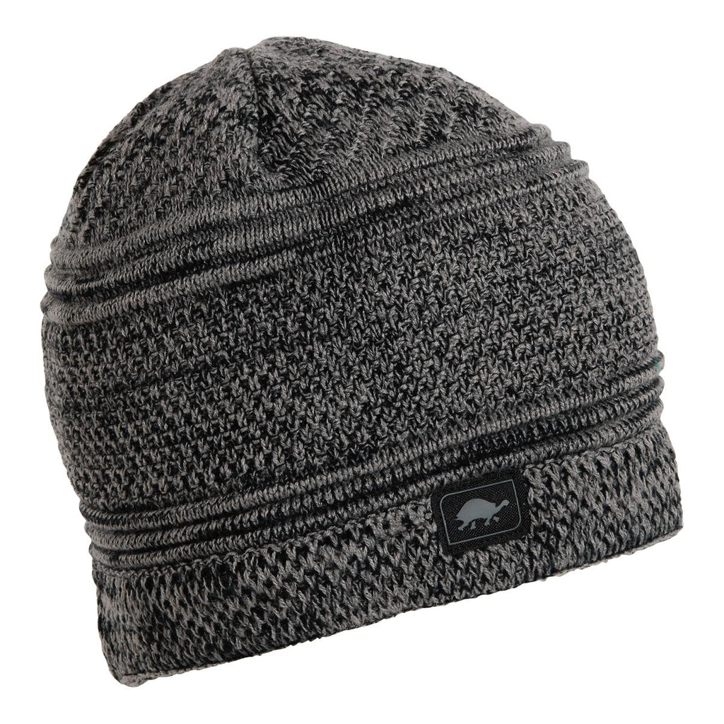 Sifter Knit Beanie / Color-Gray