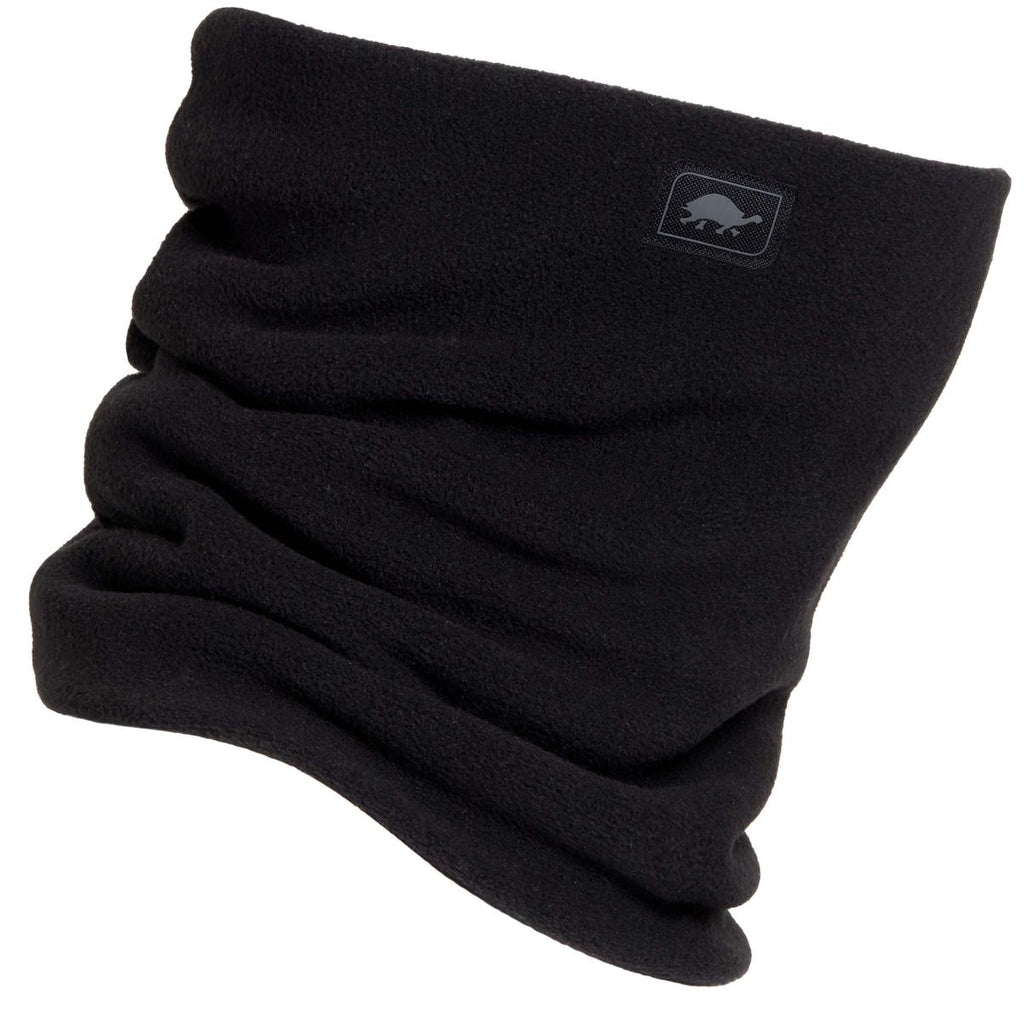 Chelonia 150 Fleece Double-Layer Neck Warmer / Color-Black