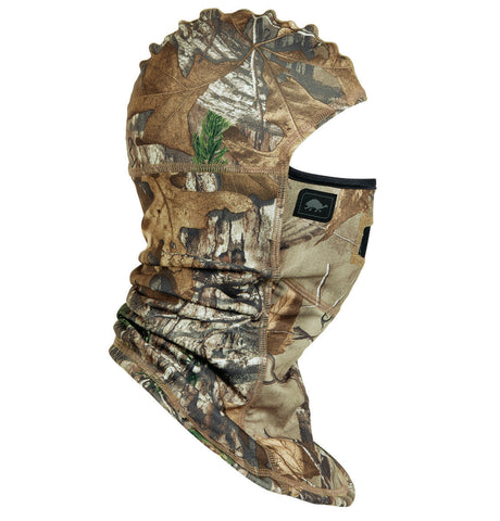 Polartec Windbloc Face Shield Maskot / Color-RealTree Xtra