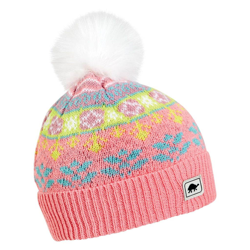 Kids Snow Queen Faux Fur Pom / Color-Candy