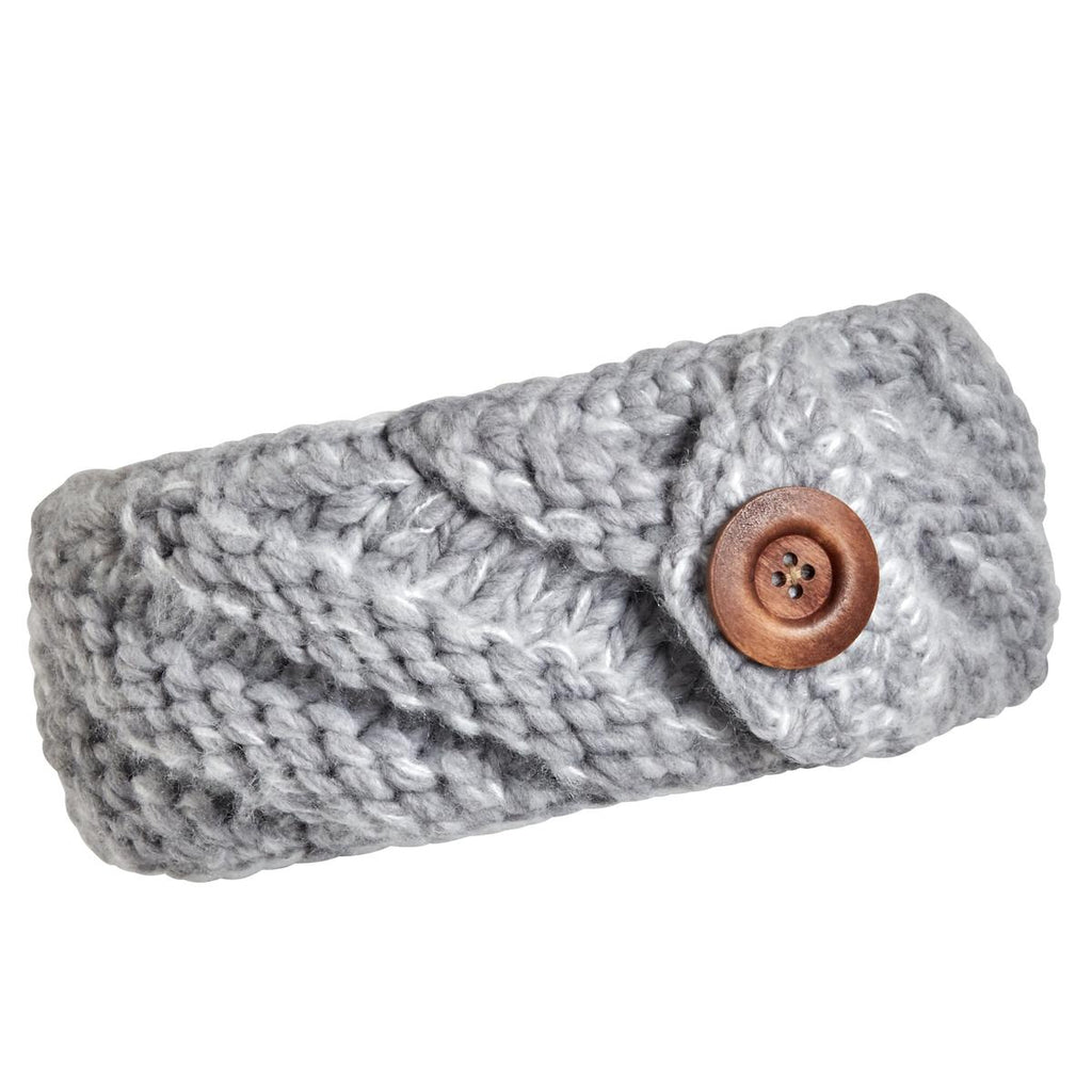 Head in a Hug Headband / Color-Silver