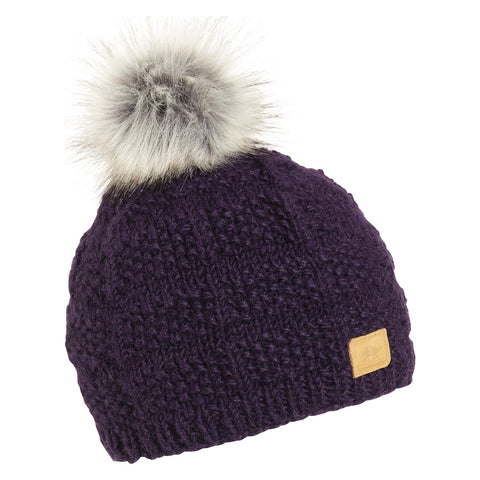 Dhonu Pom Beanie / Color-Navy