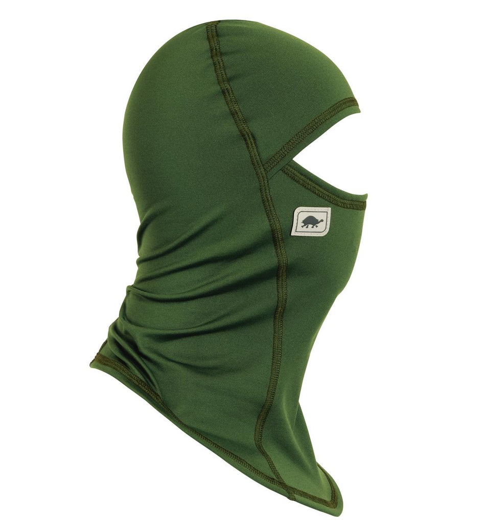 Ninja Performance Balaclava / Color - Moss Likely