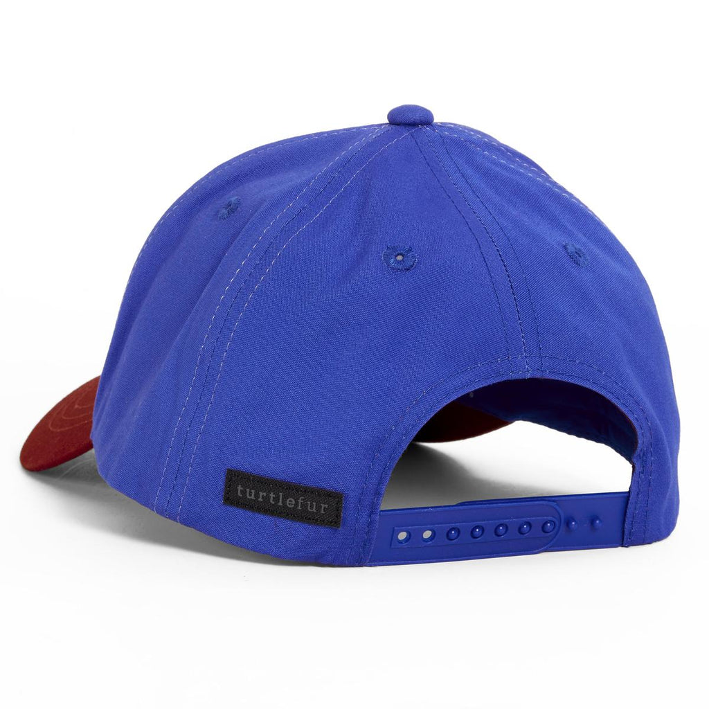 GS Ballcap / Color-Red, White, Blue