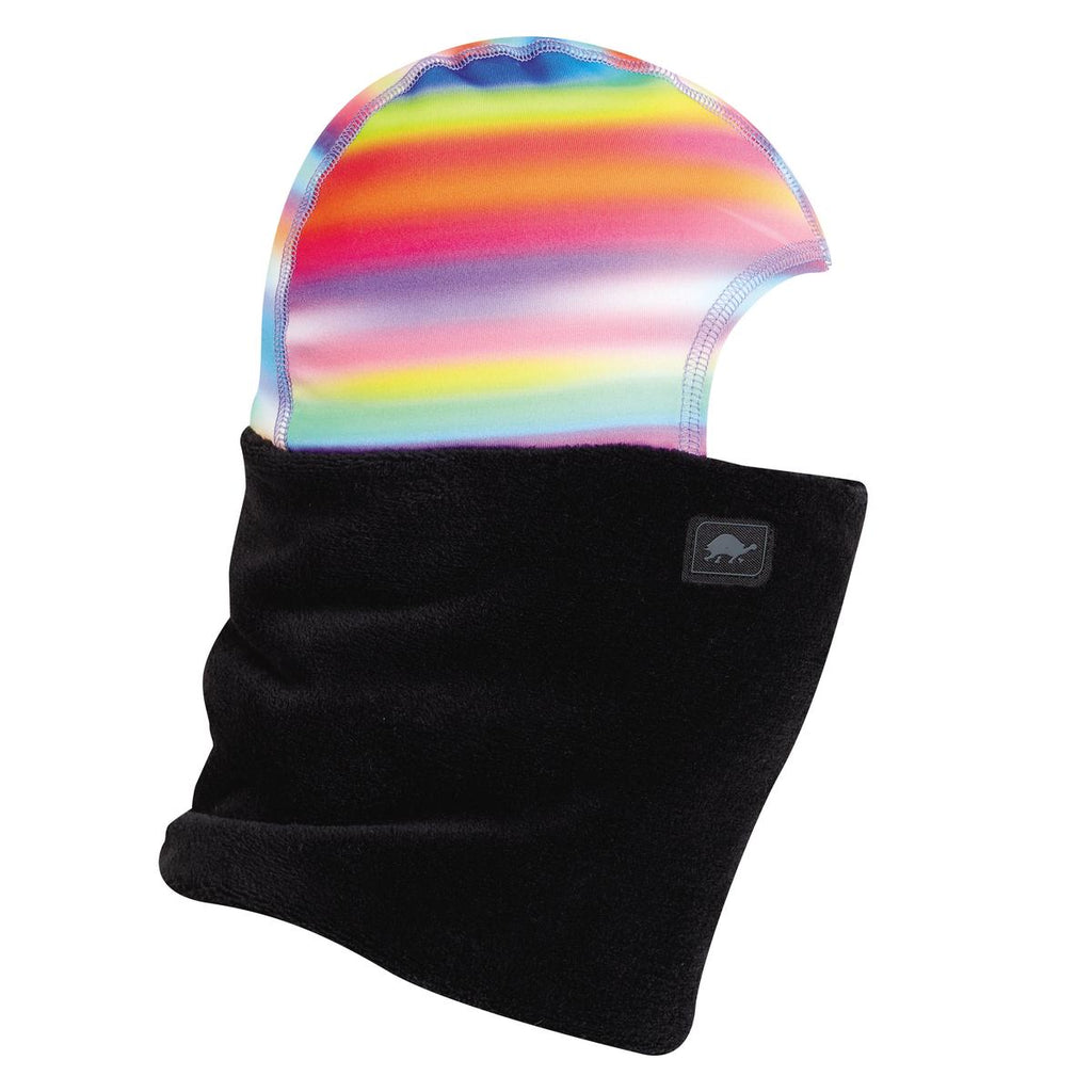 Kids Sherpasoft Fleece Shellaclava / Color-Full Spectrum