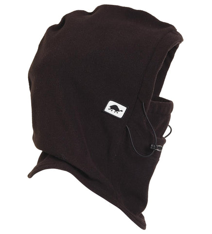 Chelonia 150 Fleece The Alien Overhood / Color-Black