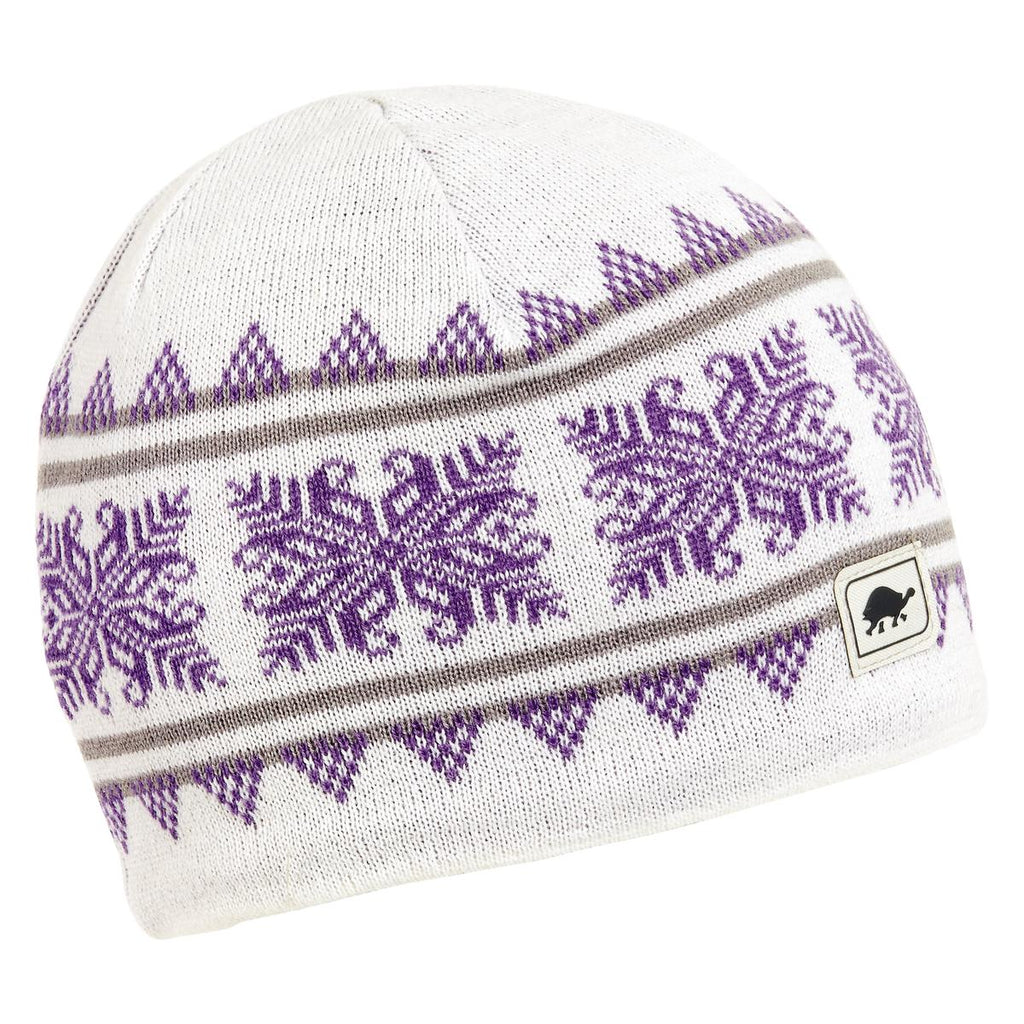 Astrid Knit Beanie / Color-Wisteria