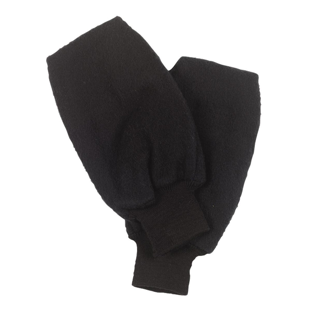 Original Turtle Fur Fleece Golf Mitt / Color-Black