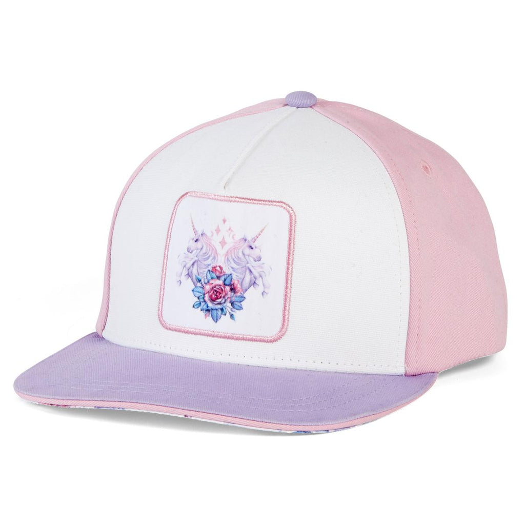 Twinning Ballcap / Color-Unicorn