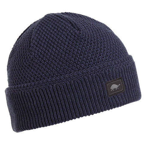 Reggie Knit Beanie / Color-Ink