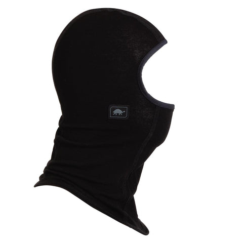 Ultra Light Wool Balaclava / Color-Black
