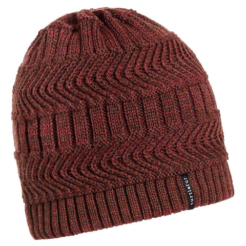 Blake Ragg Beanie / Color-Brick