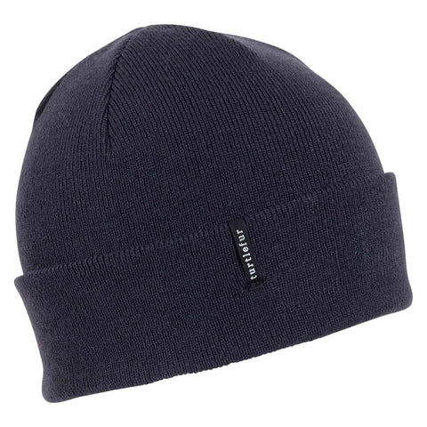 Explorer Cuffed Beanie / Color-Navy
