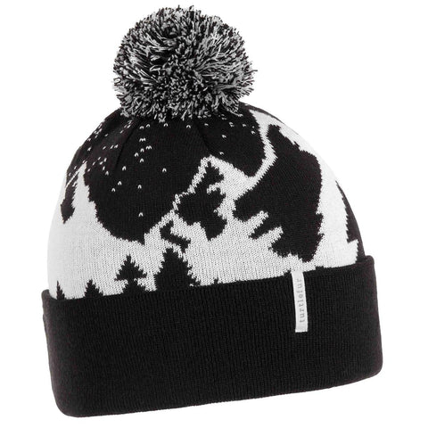 Snow Mountain Pom / Color-Black
