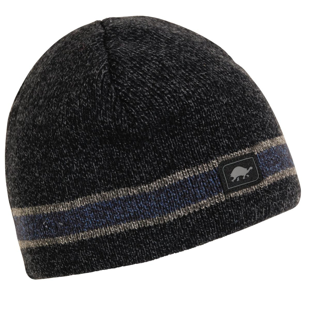 Boston Ragg Beanie / Color-Black Heather