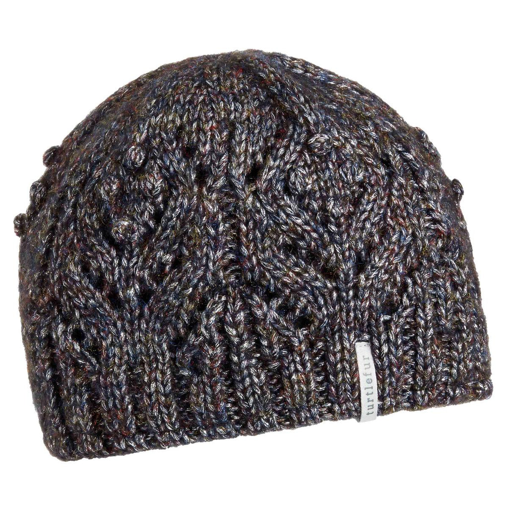 Botanical Beanie / Color-Black