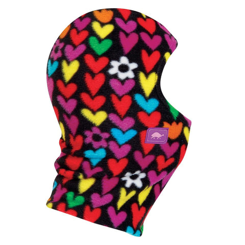 Toddler Playful Prints Fleece Balaclava / Color-Heartfelt