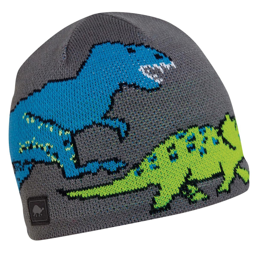 Kids Jurassic Beanie / Color-Gray