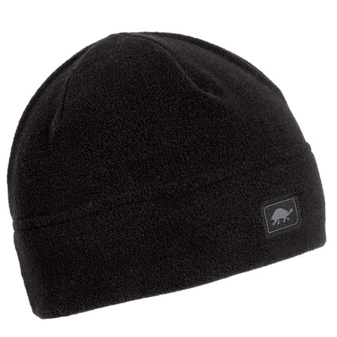 Youth Chelonia 150 Fleece Beanie / Color-Black