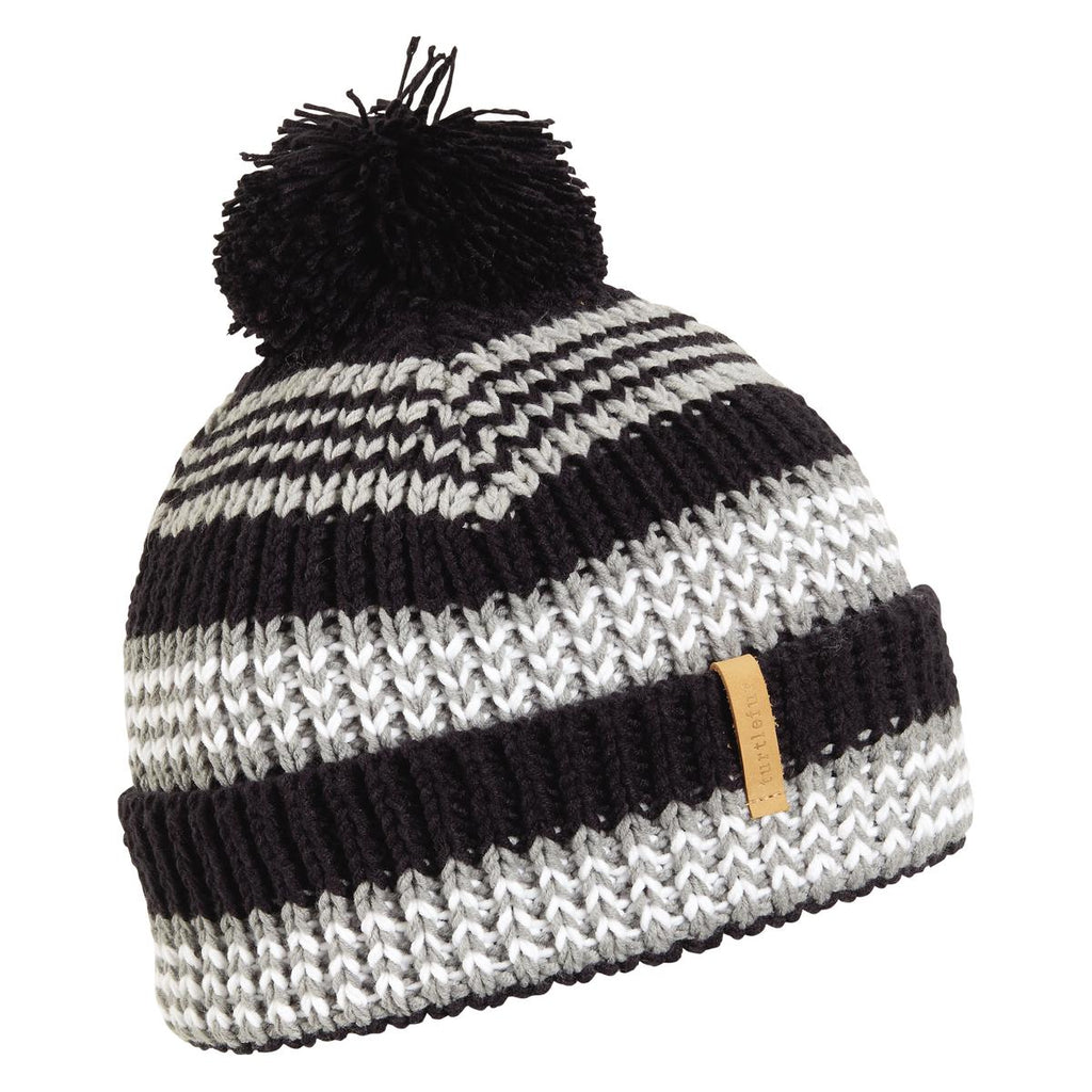 Rails Pom Beanie / Color-Black