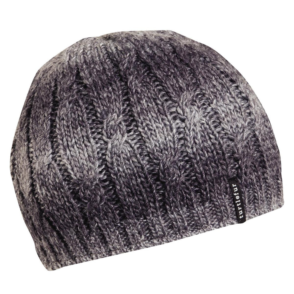 Alison Knit Beanie / Color-Black