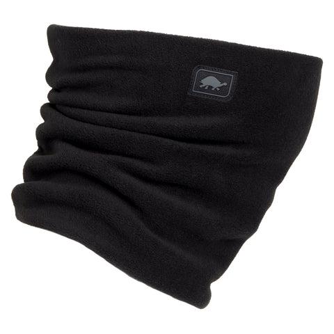 Kids' Double-Layer Neck Warmer / Color - Black