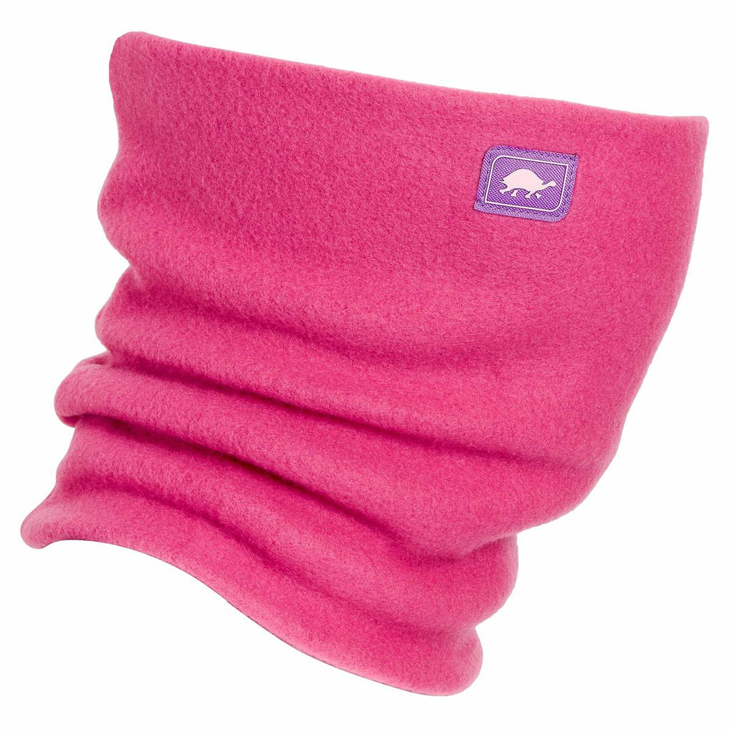 Original Turtle Fur Fleece The Turtle's Neck Warmer / Color-Positively Pink