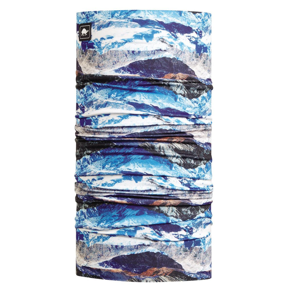 Comfort Shell Totally Tubular, Prints / Color-Upward Bound