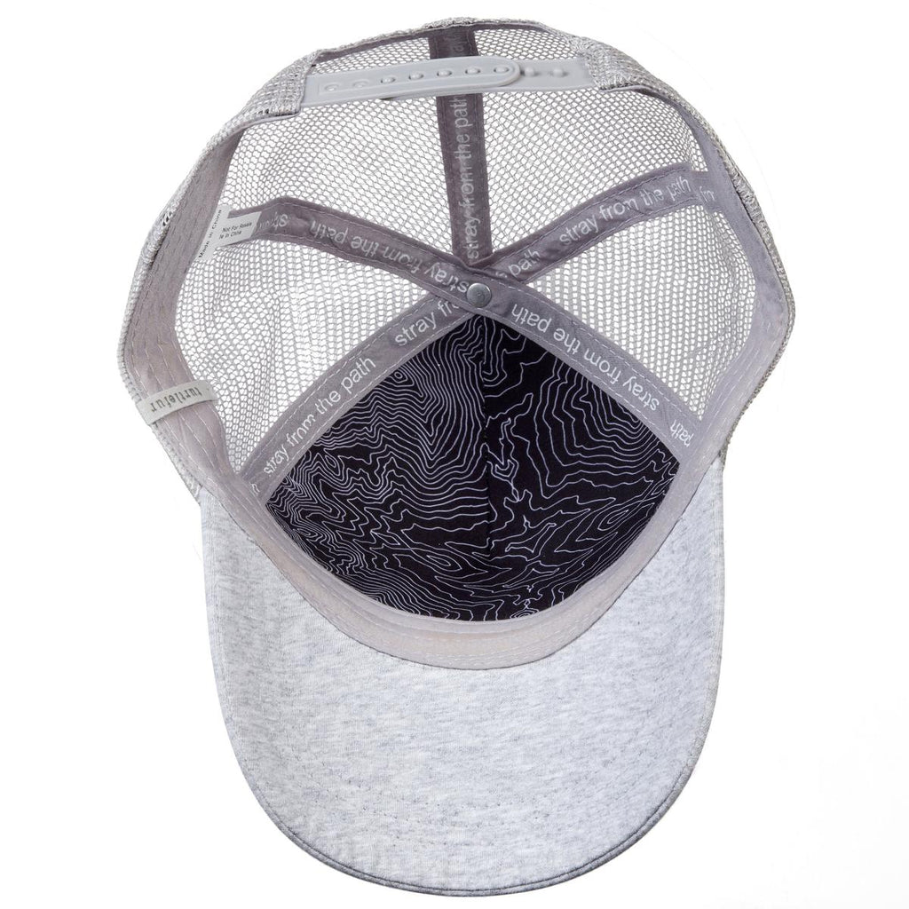 Team Player Trucker / Color-Gray
