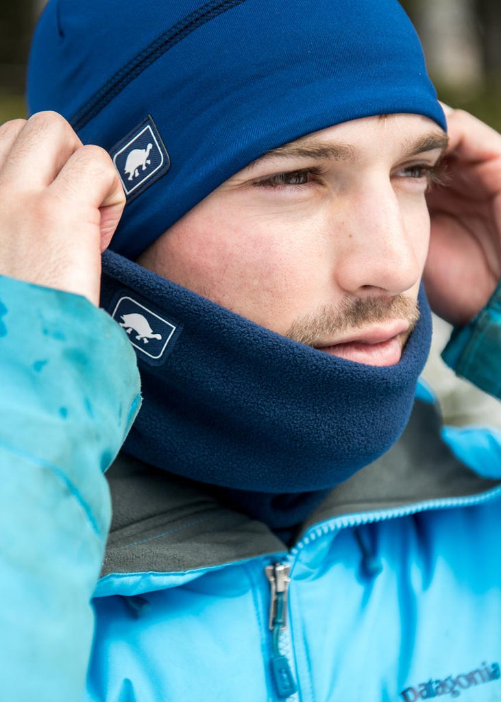 Brain Shroud Performance Beanie/Liner / Color-Navy