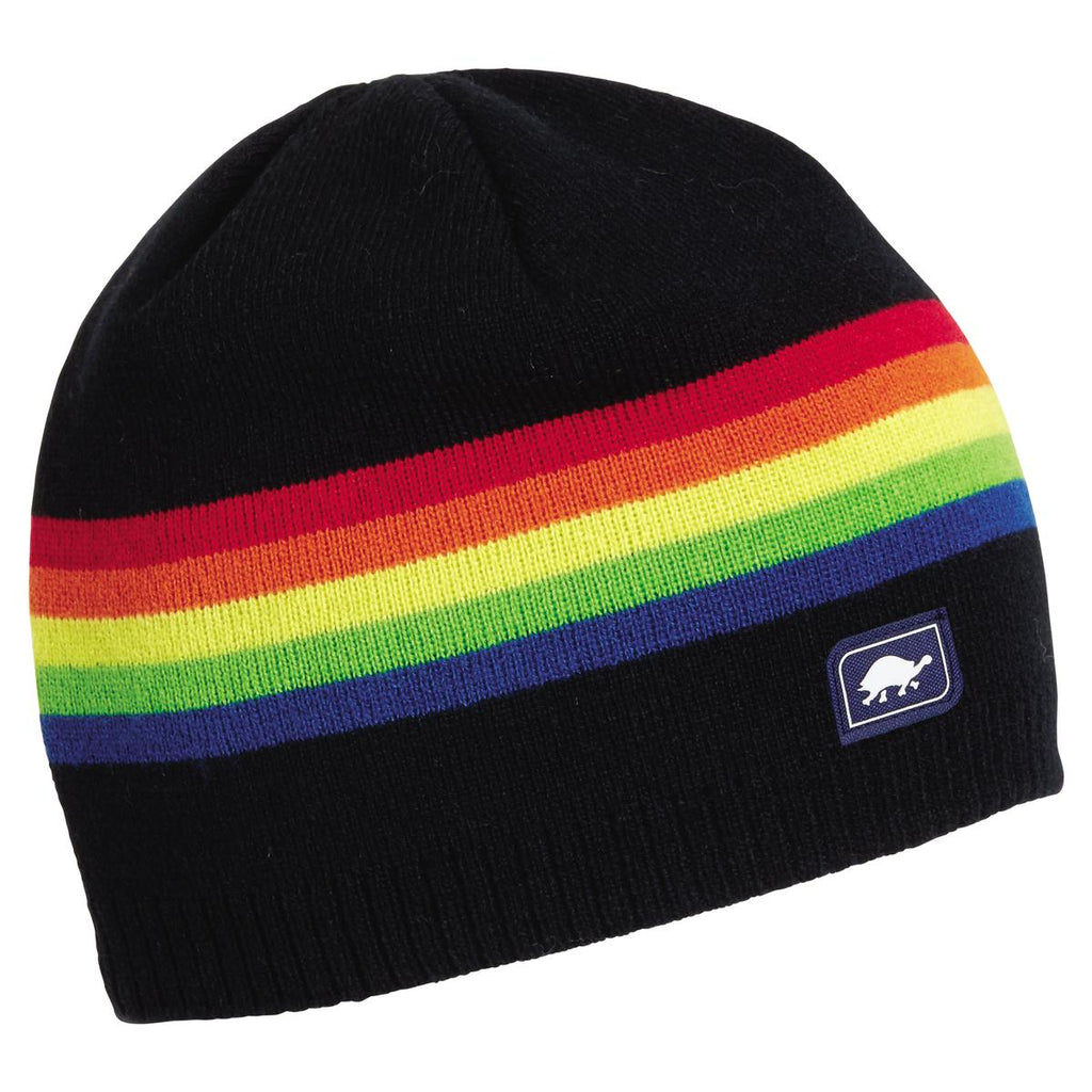 Bright Knit Beanie / Color-Black