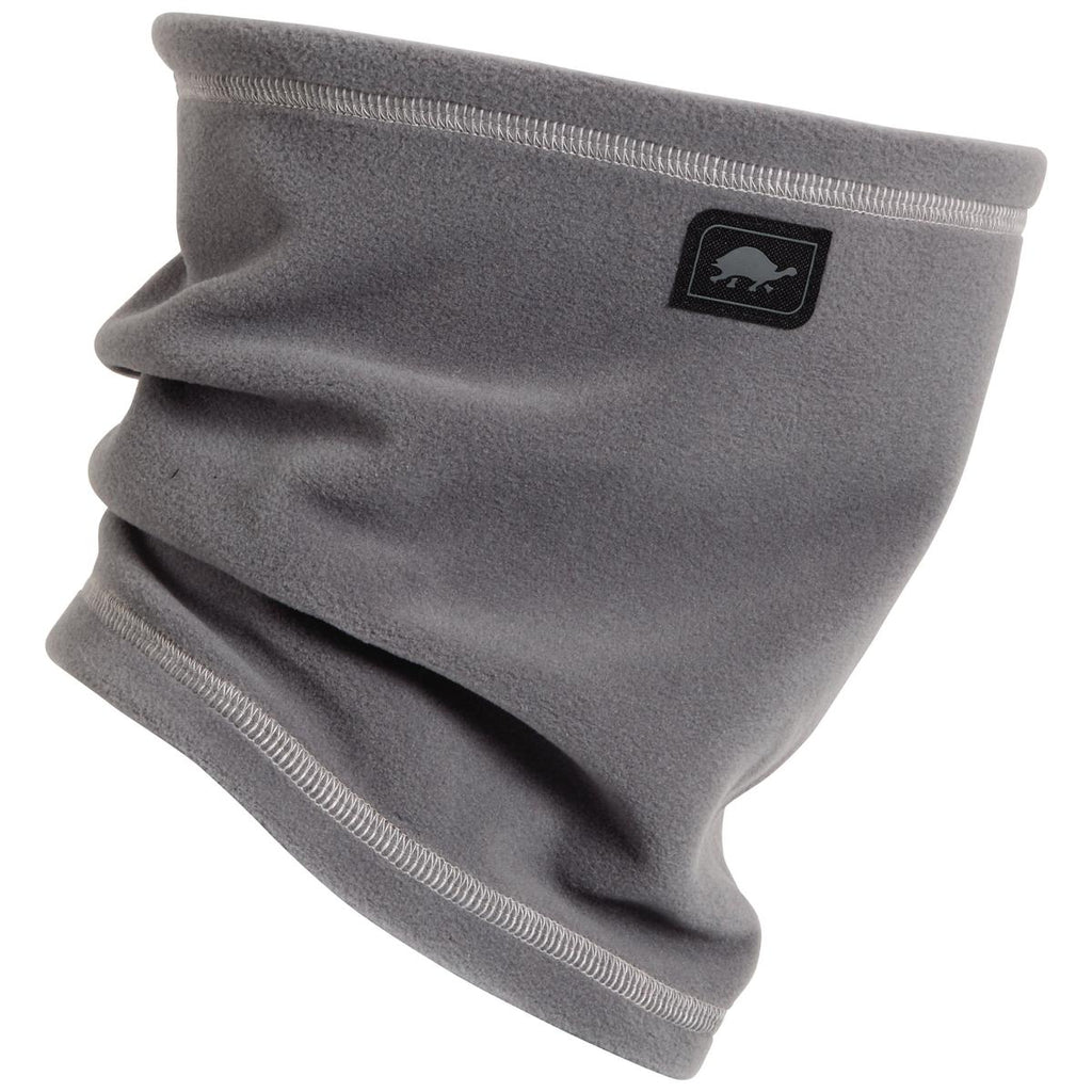 Micro Fur Fleece Single-Layer Neck Warmer / Color-Graphite