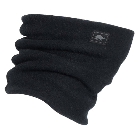 Kids' The Turtle's Neck Warmer / Color - Black