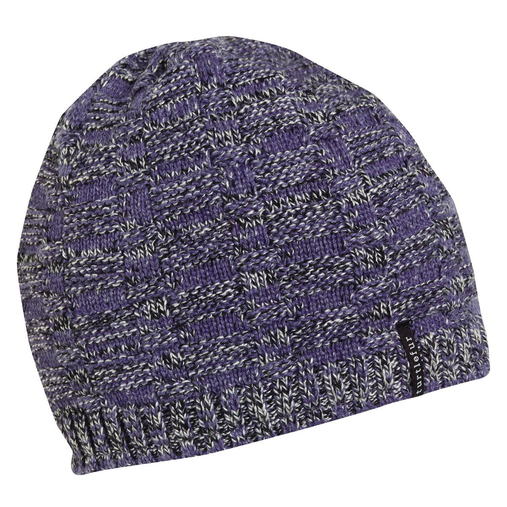 Standish Ragg Wool Beanie / Color-Blue